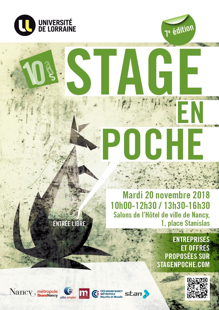 Stage en Poche Nancy
